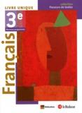 Corinne Abensour - Francais 3e.
