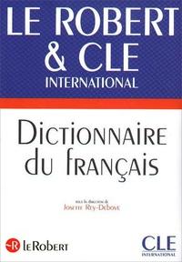 Josette Rey-Debove - Dictionnaire du français.