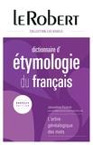 Jacqueline Picoche - Dictionnaire de l'étymologie du français.