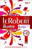 Le Robert - Le Robert illustré & son dictionnaire en ligne 2017. 1 Clé Usb
