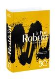 Le Robert - Le Petit Robert de la langue française - Jaquette jaune.