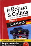 Le Robert - Le Robert & Collins mini+ allemand.