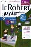 Le Robert - Le Robert junior illustré et son dictionnaire en ligne - 7-11 ans CE-CM-6e.