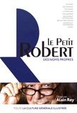 Alain Rey - Le Petit Robert des noms propres.