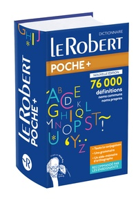 Alain Rey - Le Robert de poche +.