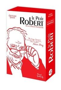 Alain Rey et Josette Rey-Debove - Le Petit Robert de la langue française. 1 Clé Usb