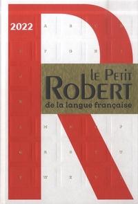 Paul Robert et Alain Rey - Le Petit Robert de la Langue Française.