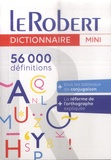 Le Robert - Le Robert Mini Langue Française.