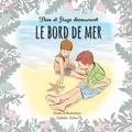 Nathalie Colson - Théo et Hugo découvrent le bord de mer.