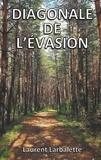 Laurent Larbalette - Diagonale de l'évasion - De Menton à Montmorillon à pied.