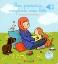 Séverine Cordier - Mes premières comptines avec bébé.