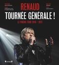 Stéphane Loisy et David Séchan - Renaud - Tournée générale ! - Le Phénix Tour 2016-2017.