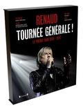 Stéphane Loisy et David Séchan - Renaud Tournée générale ! - Le Phénix tour 2016-2017. 1 CD audio
