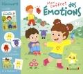 Stéphanie Couturier et Mélanie Combes - Mon coffret des émotions - Avec 1 jeu de mémory et 6 puzzles.