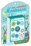 Céline Santini et Vendula Kachel - Mon calendrier Montessori.