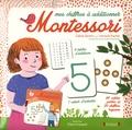 Céline Santini et Vendula Kachel - Mes chiffres à additionner Montessori.