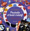 Julie Mercier - Pochette d'éveil créatif animaux.