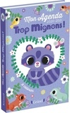 Stéphanie Rousseau - Mon agenda trop mignons à colorier !.