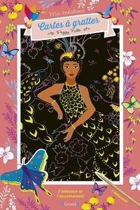 Peggy Nille - Cartes à gratter Princesses du monde - Avec 5 tableau, 1 encadrement, 1 bâtonnet.