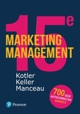 Marketing management | Kotler, Philip. Auteur