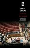 Javier Cercas - Anatomie d'un instant.