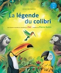 Denis Kormann - La légende du colibri. 1 CD audio