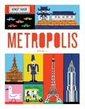 Metropolis / Benoît Tardif | Tardif, Benoît. Auteur