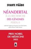 Svante Pääbo - Néandertal - A la recherche des génomes perdus.