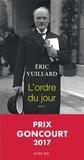 L'ordre du jour : récit / Eric Vuillard | Vuillard, Eric (1968-....)