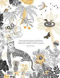 Cahier de coloriage Jungles