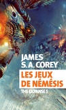 The expanse. T.05, les jeux de Némésis / James S. A. Corey | Corey, James S. A.. Auteur