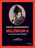David Lagercrantz - Millénium Tome 6 : La fille qui devait mourir. 2 CD audio MP3