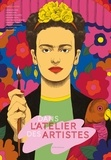 Camille Gautier et Laura Ancona - Dans l'atelier des artistes.