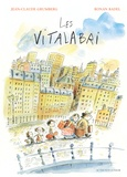 Les Vitalabri / Jean-Claude Grumberg | Grumberg, Jean-Claude (1939-....)
