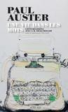 Paul Auster et Inge Birgitte Siegumfeld - Une vie dans les mots - Conversations avec I. B. Siegumfeldt.