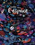 Peggy Nille - Cachés dans l'espace - Cherche et trouve.