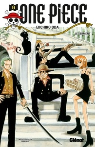 Eiichirô Oda - One Piece - Édition originale - Tome 06 - Le serment.