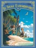 Denis-Pierre Filippi - Le Voyage extraordinaire - Tome 05 - Cycle 2 - Les Îles mystérieuses 2/3.