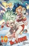 Riichirô Inagaki - Dr. Stone - Tome 10.