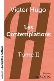 Victor Hugo - Les contemplations - Tome 2.