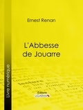 Joseph Ernest Renan et  Ligaran - L'Abbesse de Jouarre.