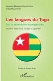 Honorine Massanvi Gblem-Poidi et Laré Kantchoa - Les langues du Togo. Etat de la recherche et perspectives - Deuxième édition revue, corrigée et augmentée.