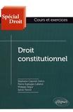 Stéphane Caporal-Gréco et Pierre Espuglas-Labatut - Droit constitutionnel.