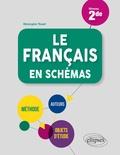 Bérangère Touet - Le français en schémas - Niveau seconde.