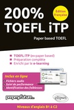 Achille Pinson - 200% TOEFL ITP.