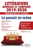 Nathalie Reniers-Cossart - Littérature générale et comparée - Agrégation de Lettres. Pouvoirs en scène.