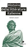 Norbert Jonard - Histoire de la littérature italienne.