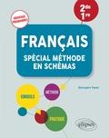 Bérangère Touet - Français 2de-1re - Spécial méthode en schémas.