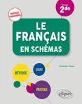 Bérangère Touet - Le français en schémas 2nd.