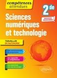 Bertrand Petit et Jean-Christophe Bonnefoy - Sciences numériques et technologie 2de.
